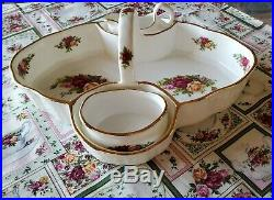 Royal Albert Old Country Roses Stawberry Bowl