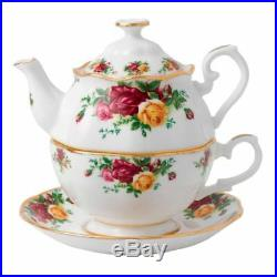 Royal Albert Old Country Roses Tea For One- 16.5 oz