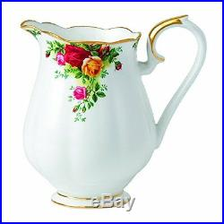 Royal Albert Old Country Roses Tea Party Pitcher, Multi, New, Free Shipping