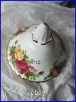 Royal Albert Old Country Roses Tea Set NEW