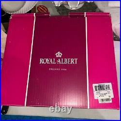 Royal Albert Old Country Roses Tea Set Teapot sugar bowl creamer