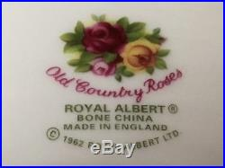 Royal Albert Old Country Roses Telephone. Pristine Condition