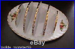Royal Albert Old Country Roses Toast Rack RARE