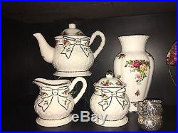 Royal Albert Old Country Roses set of 30 pieces
