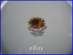 Royal Albert'old Country Roses' 22 Piece Teaset 1st