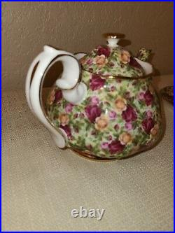 Royal albert old country roses chintz
