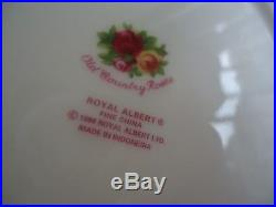 Royal albert old country roses green tea teapot Asian dinner tea set collection