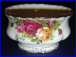 Vintage 1950-1960 Royal Albert Old Country Roses Tea Set/service Perfect